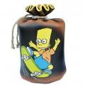 Taupyklė vaikiška su piešiniu Bartas su riedlente
