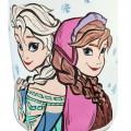 Taupyklė mergaitėms su Frozen